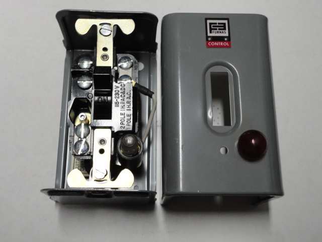 10ba1b b furnas oem manual motor starter the motor for Manual motor starter switch
