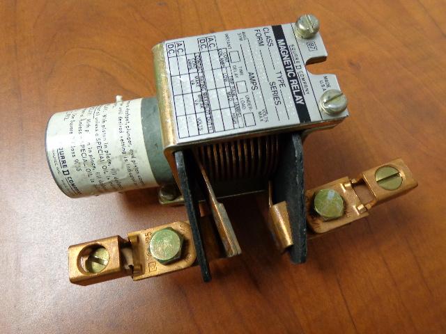 9055 Ao120r Ec Amp M Square D Magnetic Dashpot Overload
