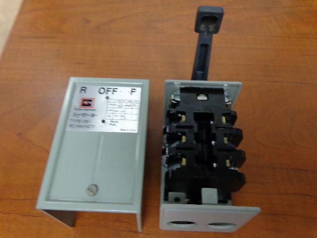 9441h271 Cutler Hammer Reversing Drum Switch 9441h271