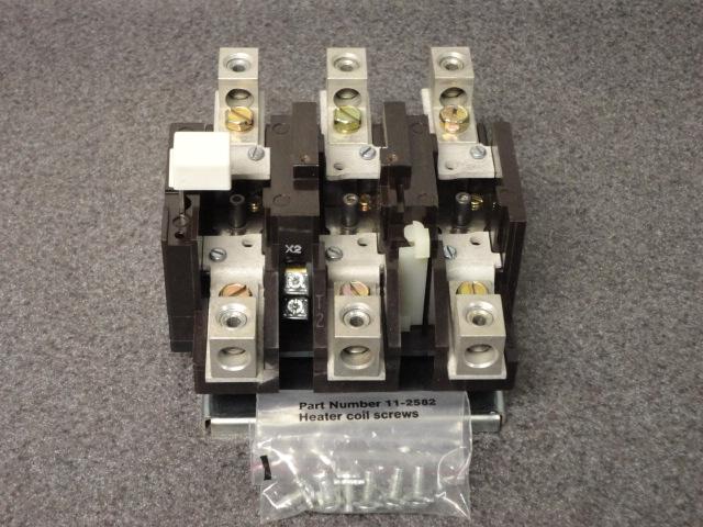 C300en3 Size 3 Overload Relay Cutler Hammer Motor Control Center