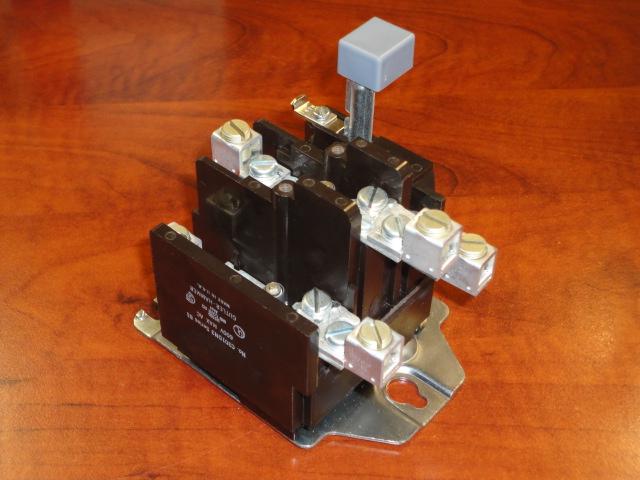 C301dn3b size 2 citation overload relay cutler hammer for Cutler hammer motor control centers