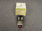 GENERAL ELECTRIC *OEM* MINIATURE OILTIGHT INDICATING LIGHT, PART# CR104C332