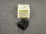 GENERAL ELECTRIC *OEM* MINIATURE OILTIGHT CONTACT BLOCK, PART# CR104G12