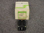 GENERAL ELECTRIC *OEM* MINIATURE OILTIGHT CONTACT BLOCK, PART# CR104G1