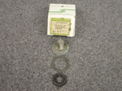 GENERAL ELECTRIC *OEM* MINIATURE OILTIGHT PLUG FOR UNUSED HOLES, PART# CR104G41
