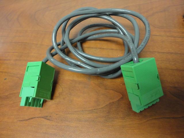 KGG-MSTB-2.5/5: CABLE HOUSING GREEN 25MM, PHOENIX CONTACT / Motor ...