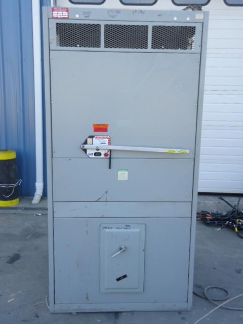 Qa 3033 Cbc 3000 Amp Pringle 3000 Amp Bolted Pressure