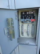 General Electric QMR364 Panel board switch 200 amp, 480 volt. Fits GE A-V Line switchboard, Style 2C.