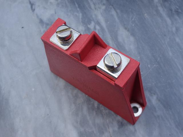 V251ba60  Harris    Little Fuse  Metal Oxide Varistor 250vac    330vdc Max  Ba Series  Panel Mount